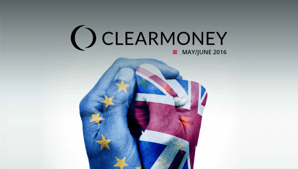 ClearMoney May/June 2016