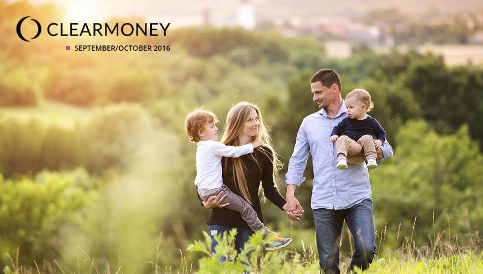 ClearMoney September/October 2016